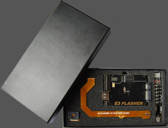 how to make an e3 flasher