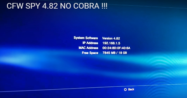 ps3 firmware 4.82 ofw download